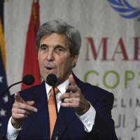 Most Americans believe warming is real, back climate pact, don't want 'ideology' to trump goals: Kerry