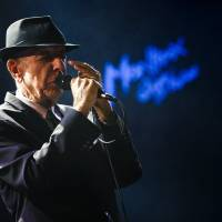 Singer-songwriter Leonard Cohen dies at 82