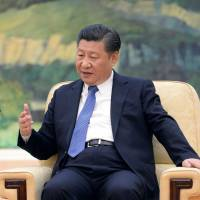 China's Xi condemns 'cliques' and 'conspiracies' within party