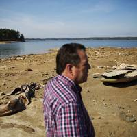 Deep South drought threatening drinking water supplies
