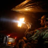 After training, U.S. militias gird for trouble as presidential election nears