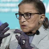 Ginsburg accepts inevitable: Trump will fill Supreme Court vacancy