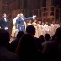 'Hamilton' actor says there's nothing to apologize for over Pence earful