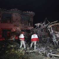 Islamic State car bomb kills 56, including 20 Iranians, in Iraq