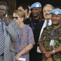 Kenya pulls peacekeepers from South Sudan after Ban sacks mission chief over failed attack response
