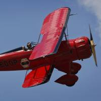 Air rally featuring vintage planes reaches Kenyan capital