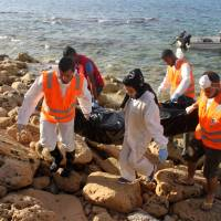 Libya rescues 115 migrants off Tripoli; one drowns