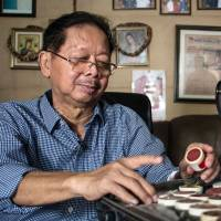 Mortician to Philippines' Ferdinand Marcos reveals trade secrets