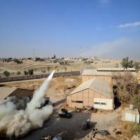 Iraqi Kurds capture town guarding eastern approach to Islamic State-held Mosul