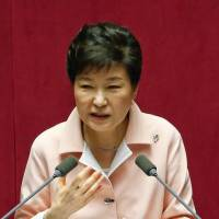 South Korea's Park will not meet with prosecutors as calls for impeachment grow