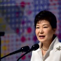 Two former aides to South Korea's Park Geun-Hye quizzed over scandal