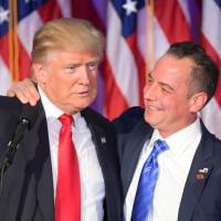Trump picks Ryan ally Priebus as chief of staff, alt-right opposite Bannon as strategist