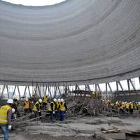 Death toll in construction accident in China rises to 74