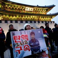 Park crisis, Trump transition coalesce in perfect storm of uncertainty for Korean Peninsula