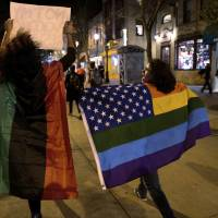 Lawyers get on board as U.S. LGBT ranks rush to legally change gender amid Trump threat