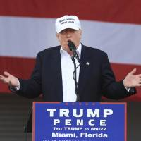 Trump campaign, despite dodgy ground game, boiling down to make-or-break Florida