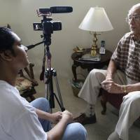 California teen devotes life to finding, interviewing, filming WWII vets before they all die off