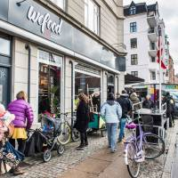 Danish supermarket offers fresh take on expired food