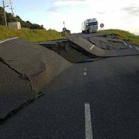 Powerful quake rocks same area in New Zealand as 2011 temblor