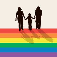 Family debate: same-sex parents?