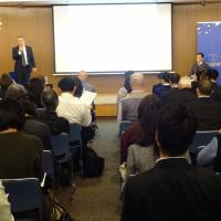 Lawyers debate Japan's capital punishment system at EU-organized symposium