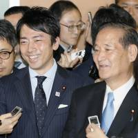 LDP adopts farm reforms requiring numerical targets from JA but backs off timeline