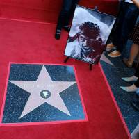 Hollywood Walk of Fame honors late samurai star Toshiro Mifune