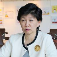Nakamitsu named Ban's special U.N. adviser on mass refugee, migrant movements