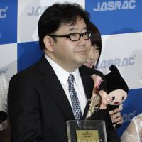 Producer Yasushi Akimoto joins Sony Music in apologizing for girl band's Nazi-like outfits