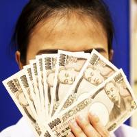 Survey sees surge in 'secret savings' of married Japanese, with wives on top