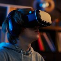 Believe it or not, virtual reality's takeover now underway
