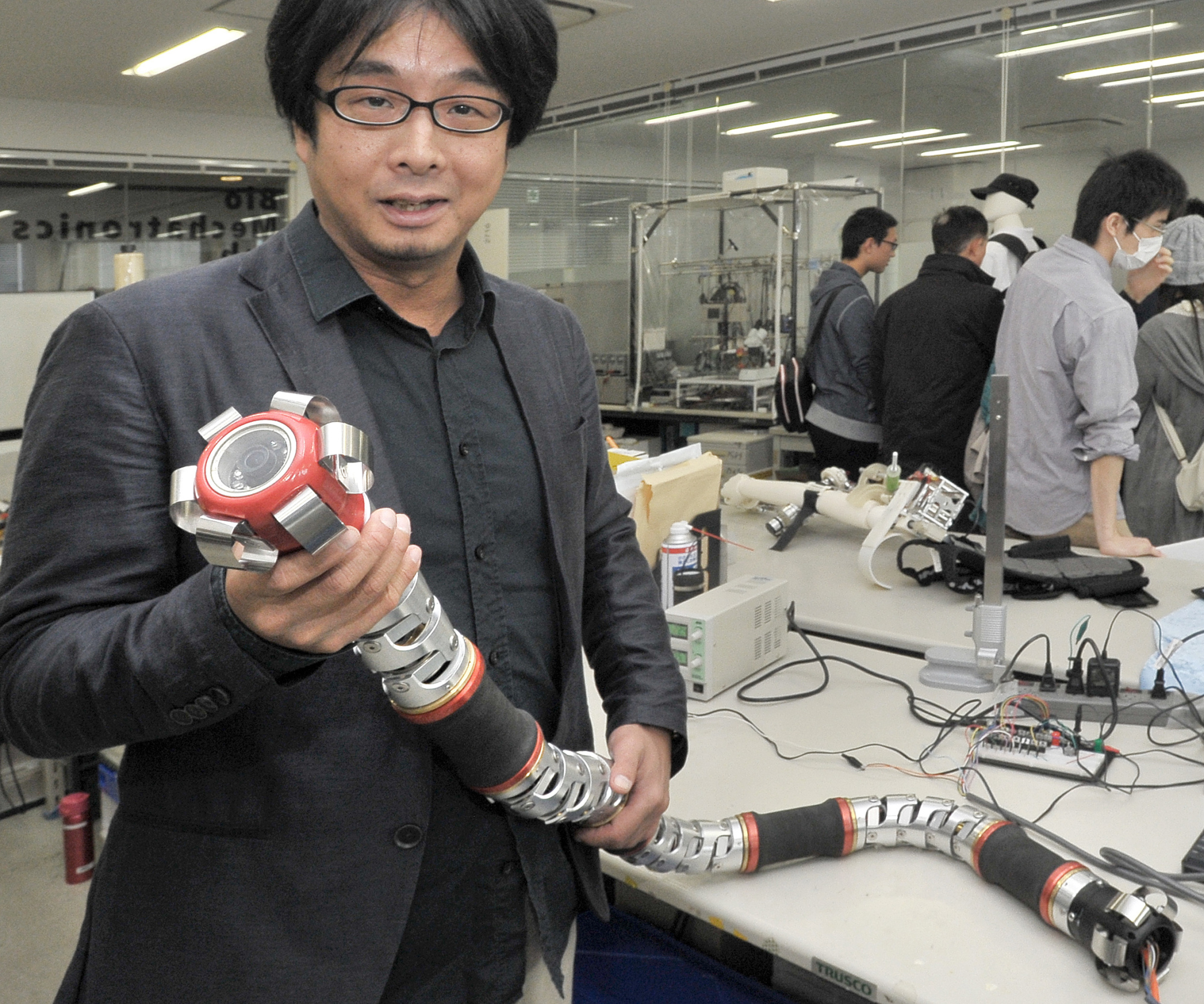 japanese engineer sees evolution guiding next wave in