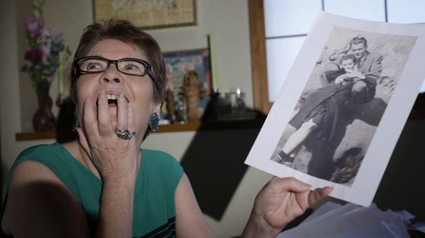Woman in Japan reclaims father and U.S. identity after six-decade journey