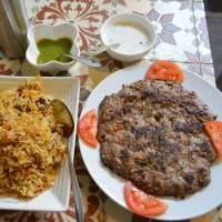 Ali's Kitchen: The cramped home of more than 600 Pakistani and Arabic dishes