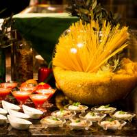 Italian food in the spotlight; new perks for long-term stays; more to be thankful for