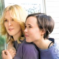 Winning the right fight: Julianne Moore as Laurel Hester and Ellen Page as Stacie Andree in 'Freeheld,' the dramatization of the couple's struggle to have the state of New Jersey allow Hester to leave her pension benefits to Andree, her registered domestic partner. | © 2015 FREEHELD MOVIE, LLC. ALL RIGHTS RESERVED