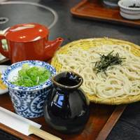 Soba Dokoro Sasaki: Traditional soba sets worth lining up for