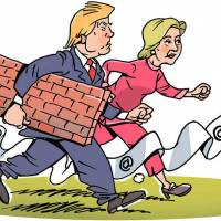 Trump, Clinton show danger of Asian blind spot