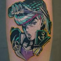"""Skin as canvas: Invasion Club customers sport some of Hori Benny's recent works. His """"otattoo"""" style bridges the worlds of pop culture and tattooing. 
