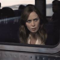'The Girl on the Train' charts a rough ride