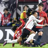 Urawa shakes off rust to claim advantage in J. League Championship final