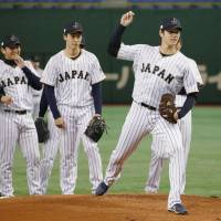 Japan, Mexico, Netherlands look to take advantage of exhibition series ahead of WBC