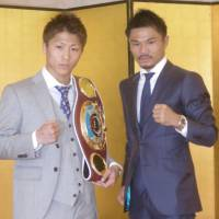 Inoue, Kono to meet for super flyweight title