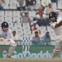 India routs England after Root, Hameed defiance
