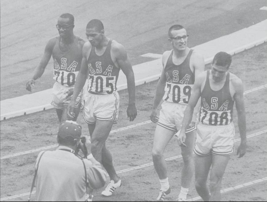 Gold in 1964 Tokyo Games set Cassell on life path