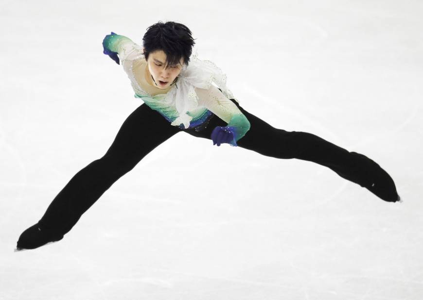 Slow start to season nothing new for Hanyu