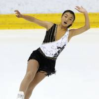Inspired Sakamoto takes lead over Honda at Japan Junior Championships
