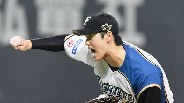Otani, Arai win MVP awards