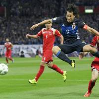 Okazaki says Japan's days of dominance in Asia are over