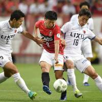 Urawa looking to cast off nearly men tag in J. League final